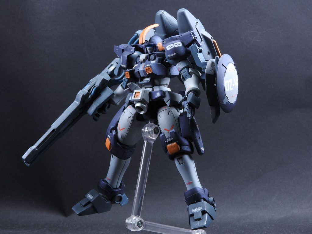 OZ-00MSTH トールギス・サンダラー