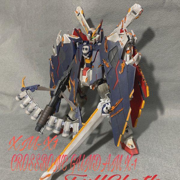 クロスボーンガンダムX-1フルクロス