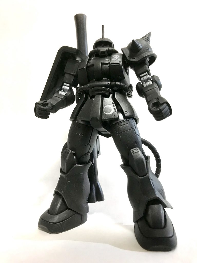 HG:オリジン版LUNA SEA専用ザク