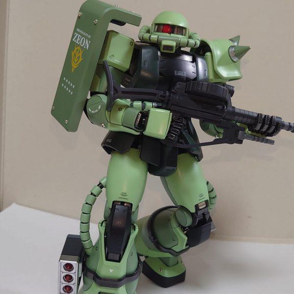 ザクⅡ MG