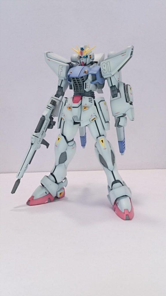 MG ガンダムF91Ver.2.0