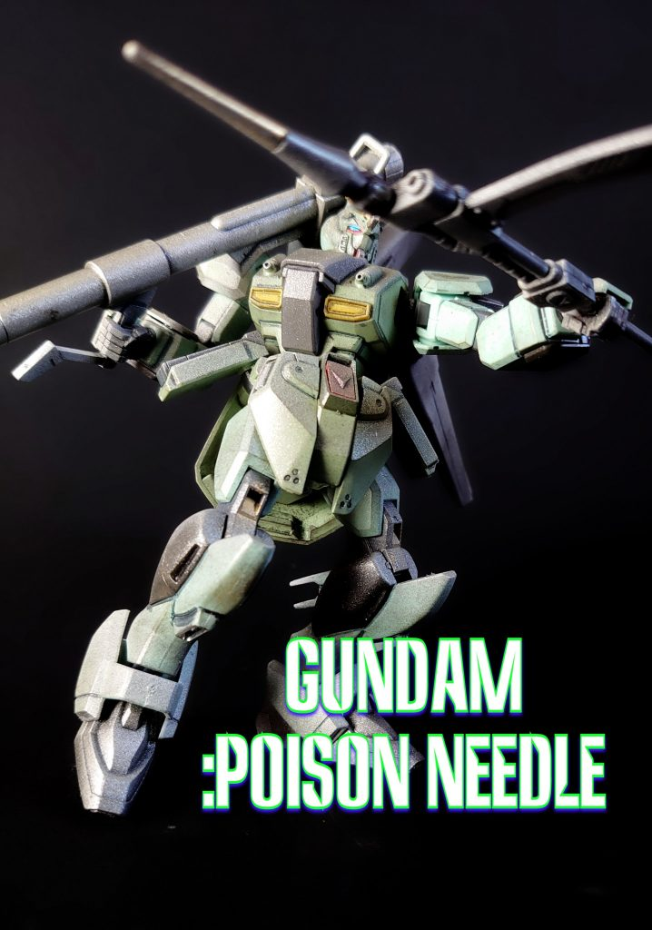 GUNDAM:Poison needle