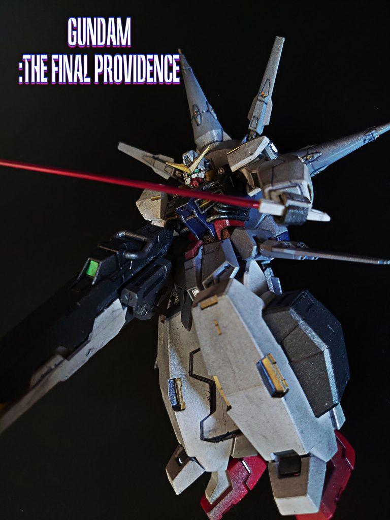 GUNDAM:The final Providence