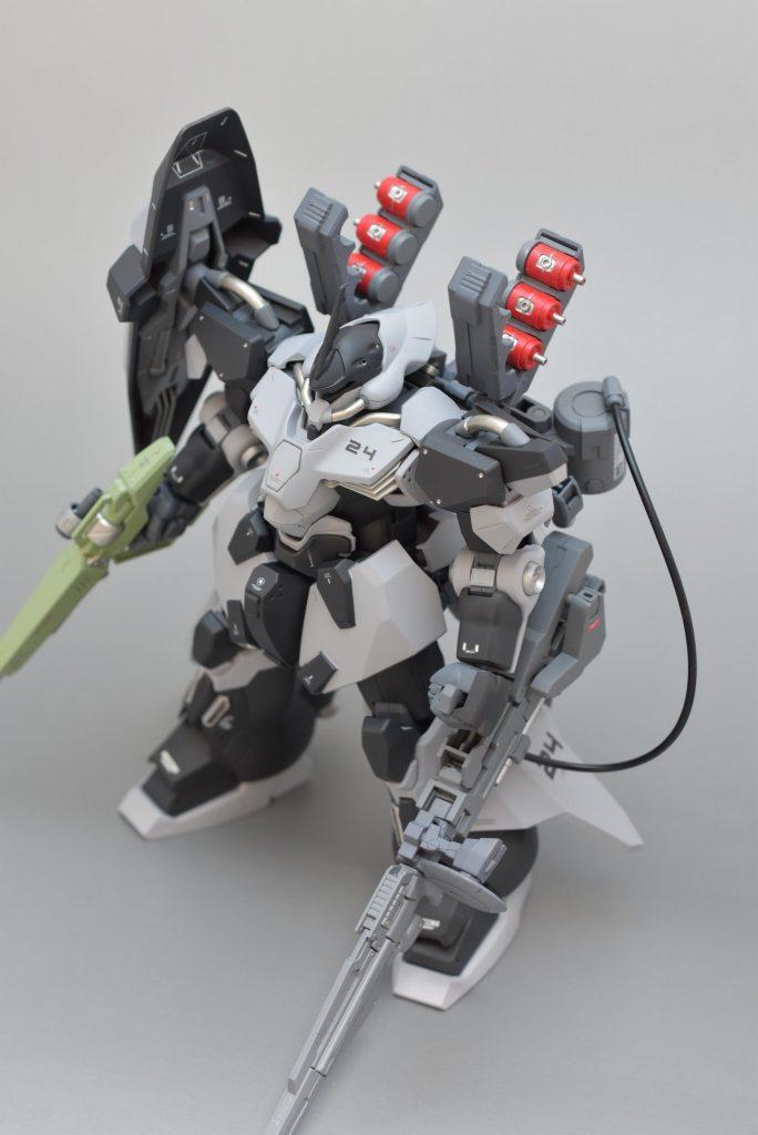 HGUC メッサー F01AC