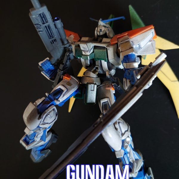 GUNDAM:The Blue Wind