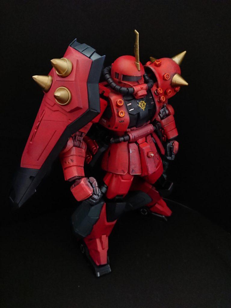 シャア専用ザクⅡ (高機動型)