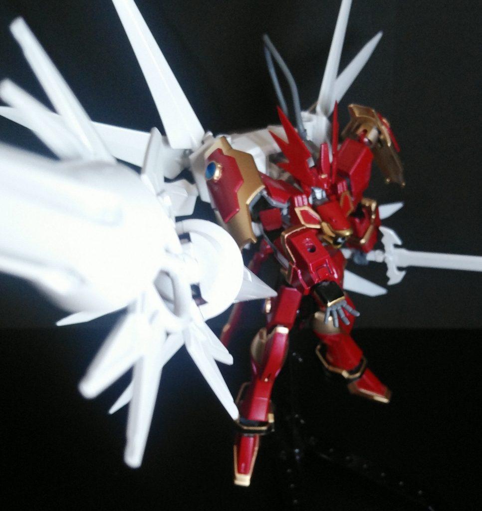 天翼の輝紅騎士
