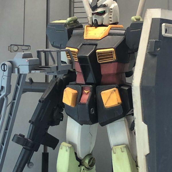 MG RX-78 ガンダム ver.ka プロトタイプカラー