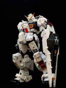 HGUC RX-121-1 ガンダムTR-1