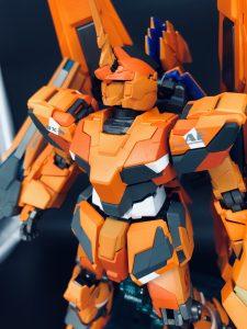 RX-0 proto『モノケロス』