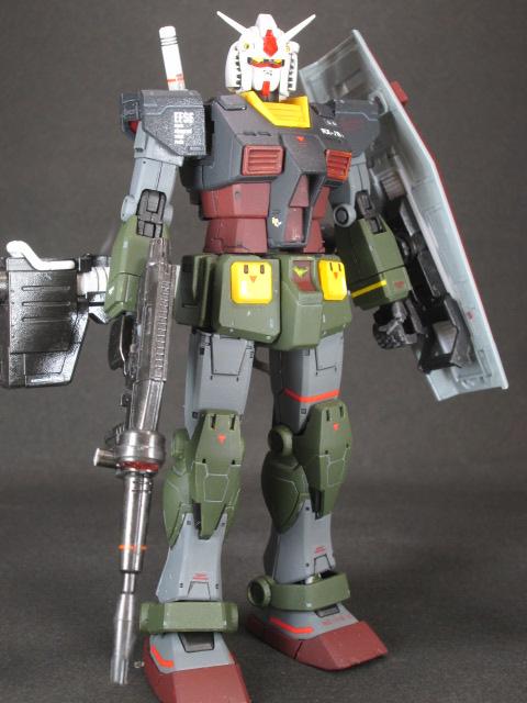 HG オリジン版 RX-78 ガンダム リアルタイプカラー