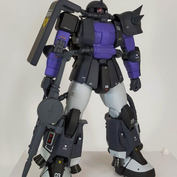 MG MS-06R-1A ZAKUⅡ 【黒い三連星】