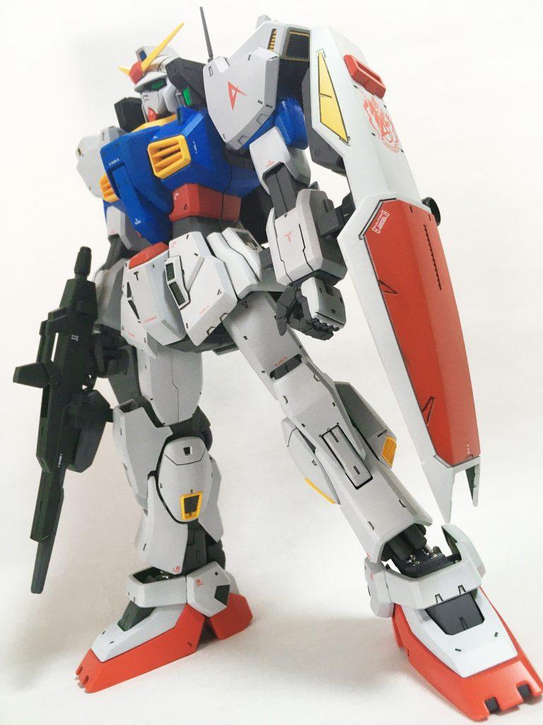 MG ガンダムMk-Ⅱ アムロ・レイ専用機 Ver.2.0