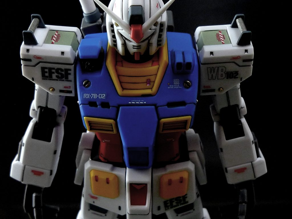 【1/144:RX-78-2 GUNDAM (THE ORIGIN)】