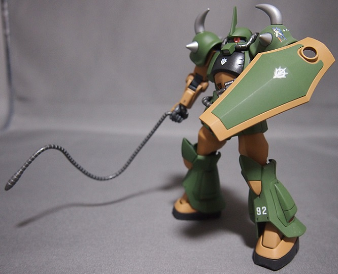 #005 HGUC revivve MS-07B グフ