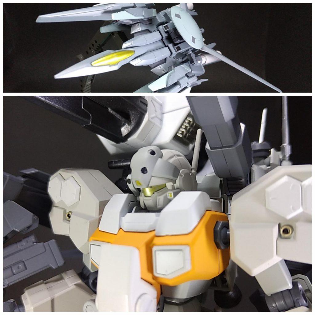 RGM-96X[D]ジェスタ・テュール&高高度無人観測機ヘイムダル