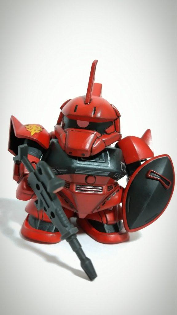BB戦士 ジョニーライデン専用ゲルググ