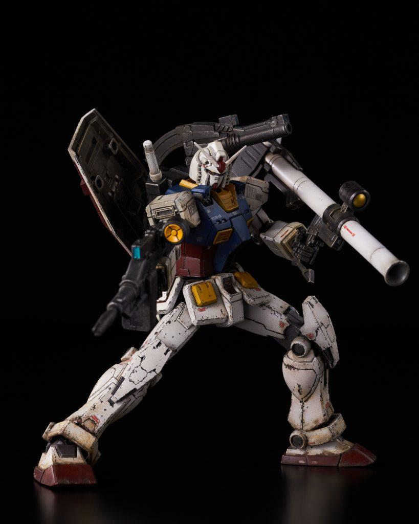 オリジン版 RX-78-02 GUNDAM