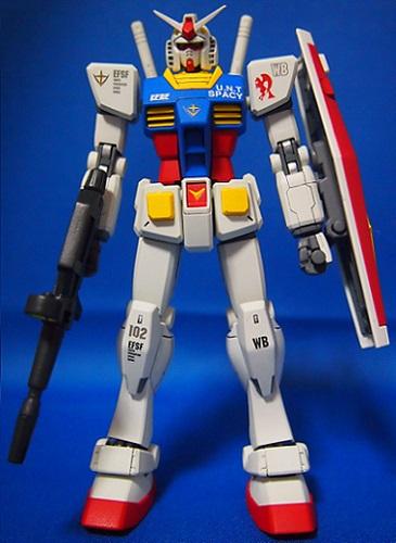 #001 HG RX-78-2 ガンダム(revive)