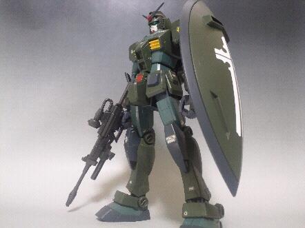 RX-78 ガンダム(ジオン仕様)