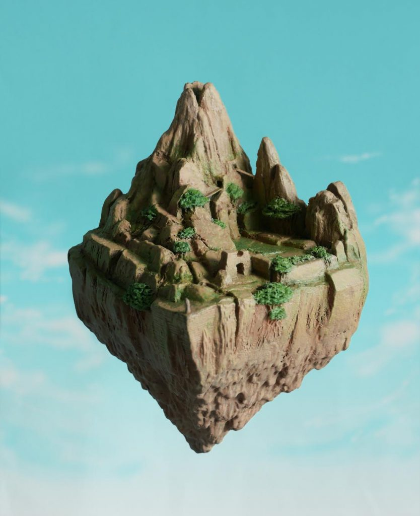 天空の城ラp(違