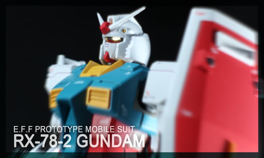 RX-78-2ガンダム(GUNDAM THE ORIGIN版)