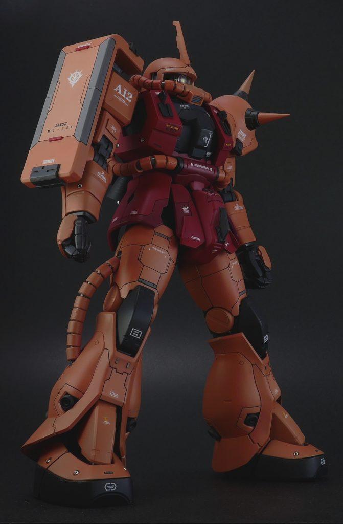 MS-06S ZAKUⅡ