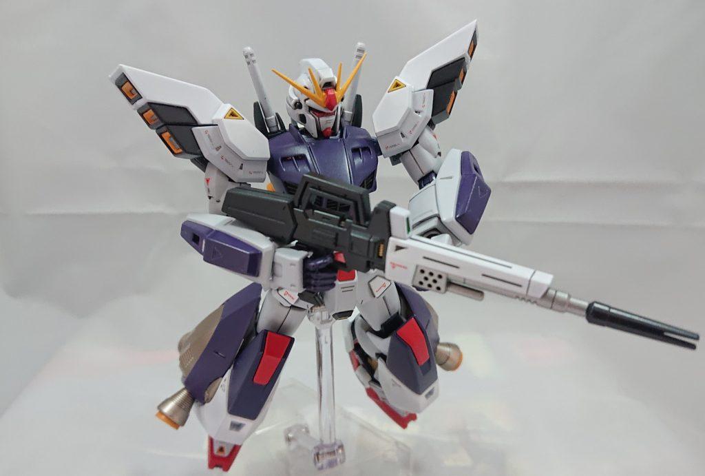 ガンダムF90Ⅱ(アナハイム入手型)「FakeNine」