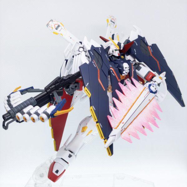 HGUC クロスボーン・ガンダムX1 フルクロス