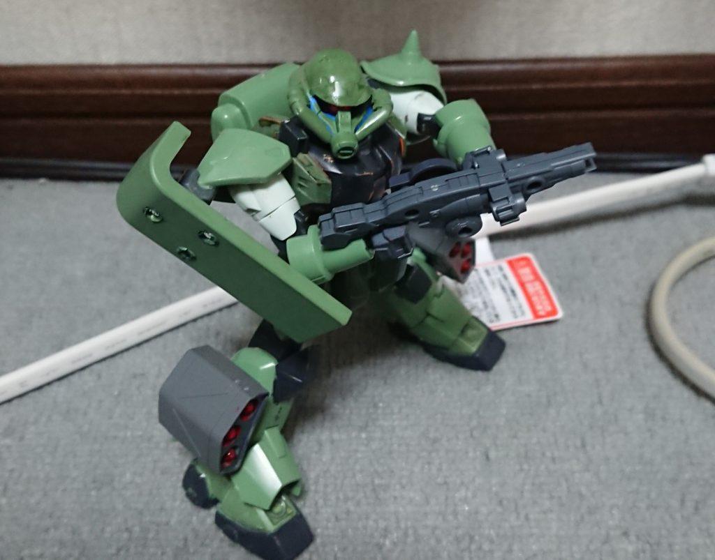 ZGMF-1017ES ジン改強襲型