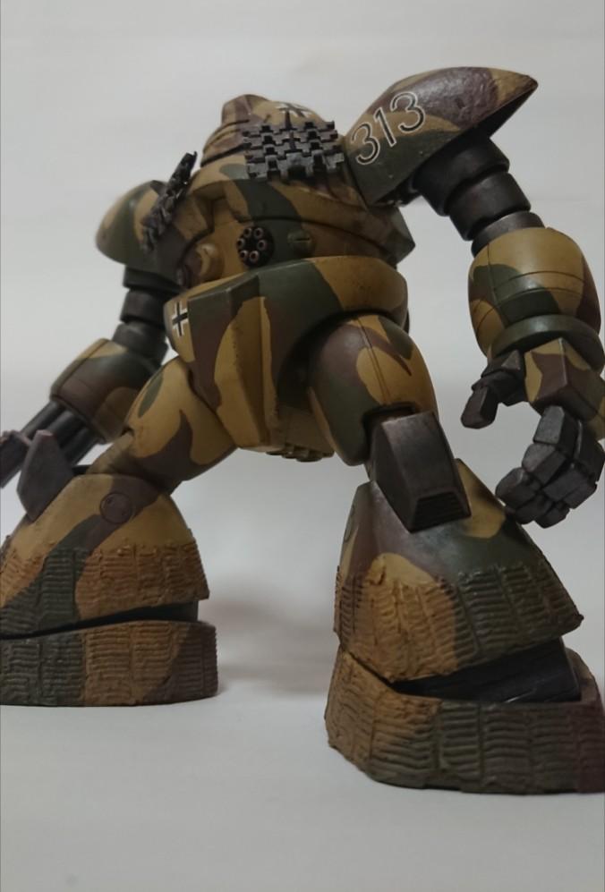 人型戦車フェルディナントD型
