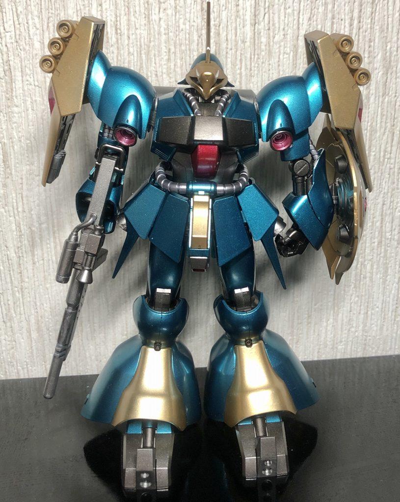 HG ヤクト・ドーガ (自称:キャンディ塗装版)