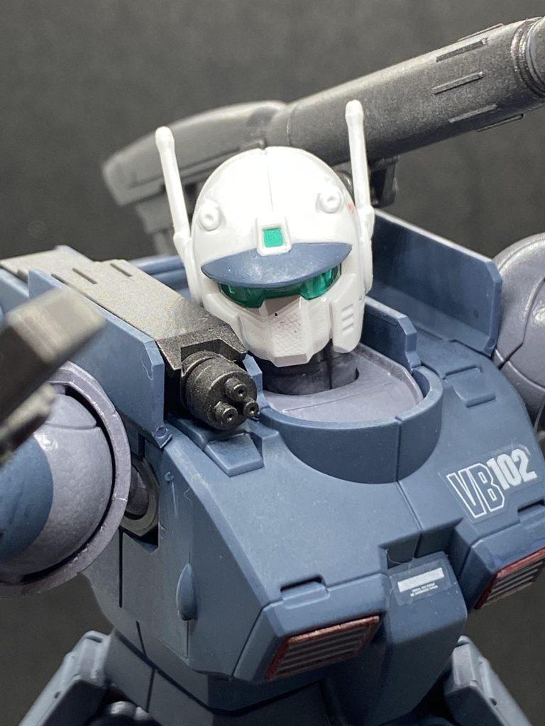 HG 1/144 ガンキャノン 最初期型(鉄騎兵中隊機)