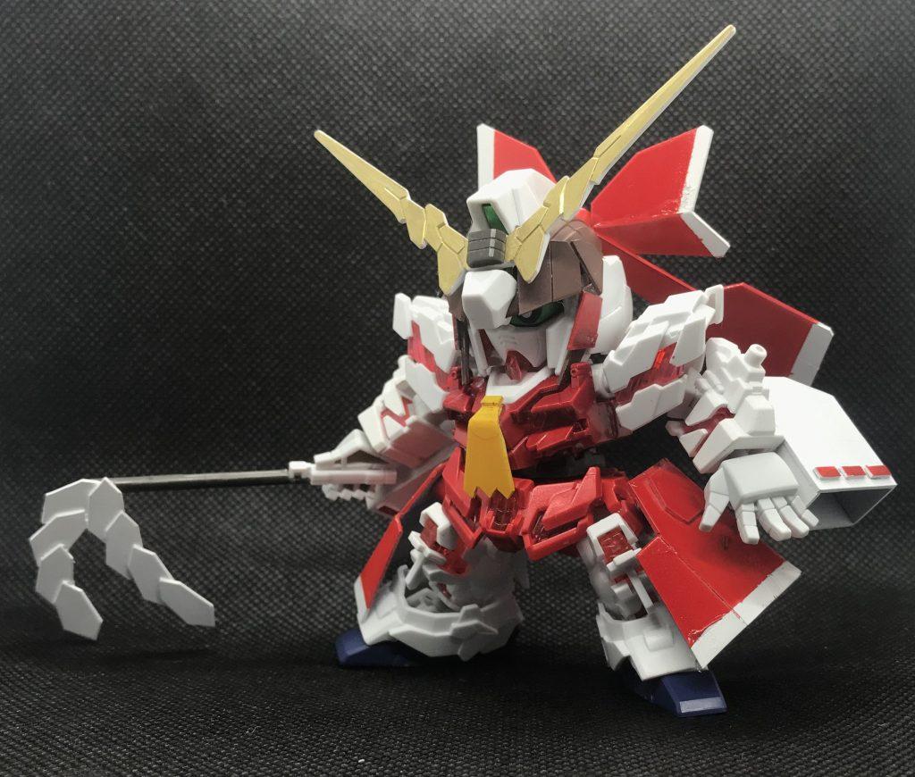 RX-霊 博麗ユニコーンガンダム