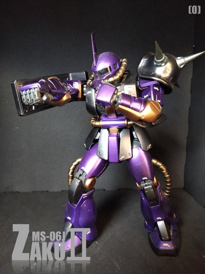 MS-06J ZAKUII No2