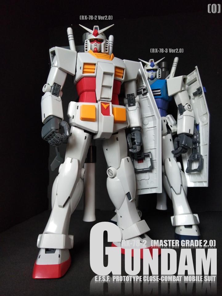 RX-78-2 GUNDAM Ver.2.0 No1