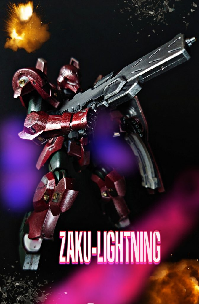 ZAKU-Lightning