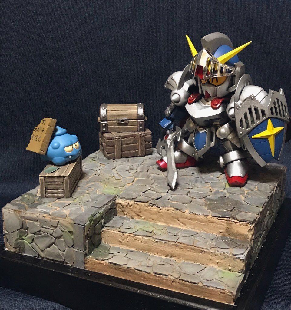 LGBB 騎士ガンダム