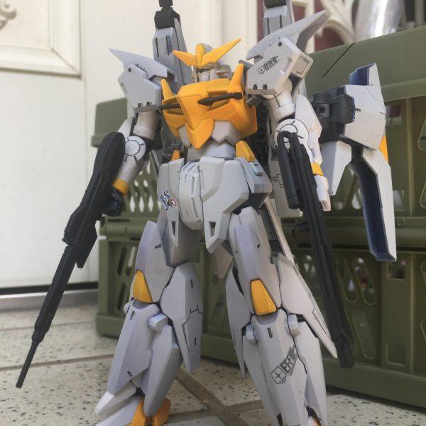 ガンダムテルティウム・高機動試作型