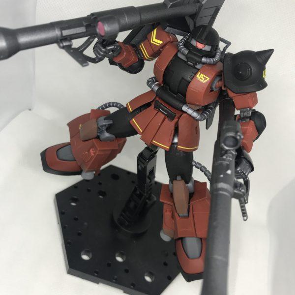 HG ギャビー・ハザード専用ザク