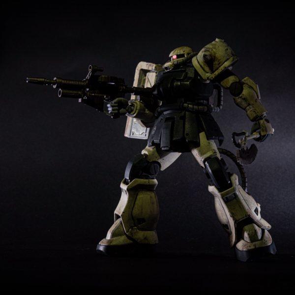 ザクII F2 連邦軍仕様