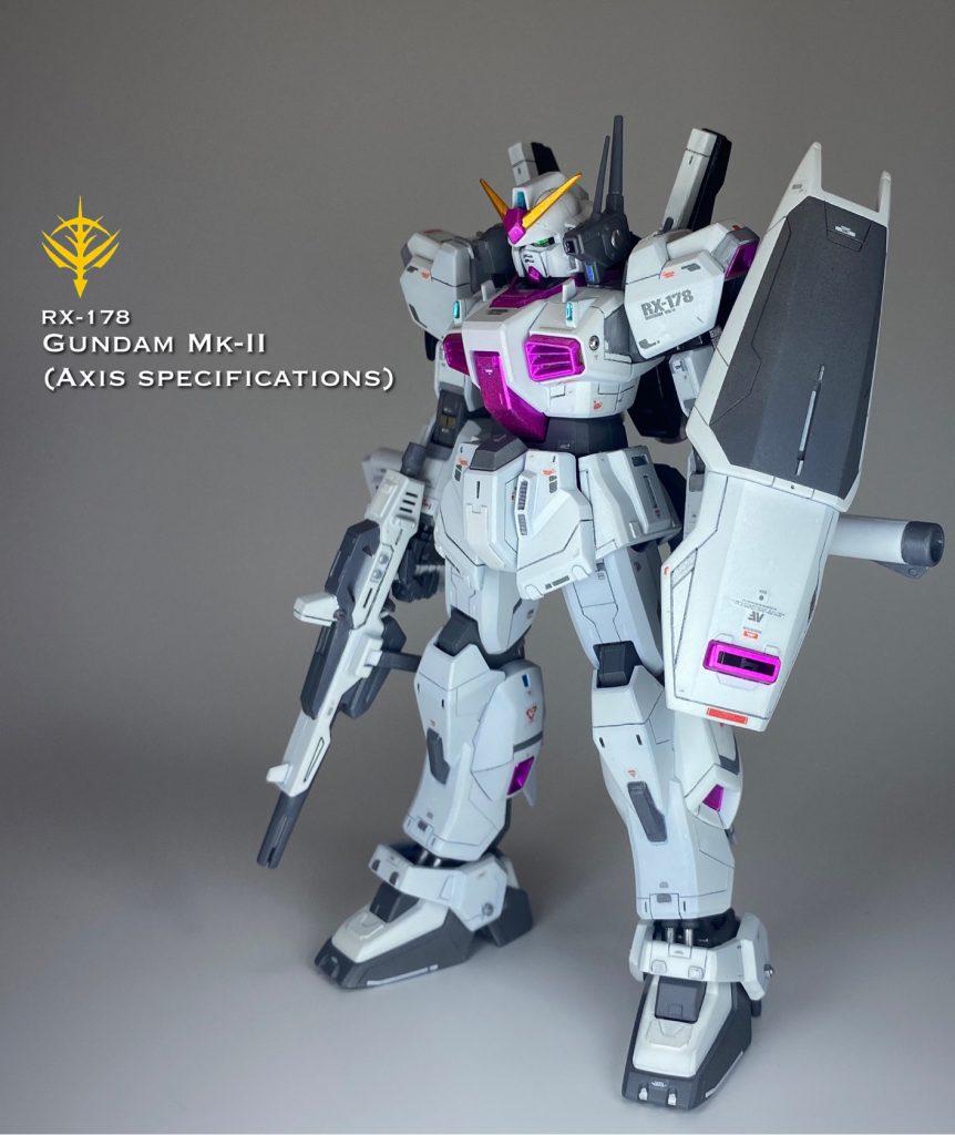 ガンダムMk-II (アクシズ仕様)