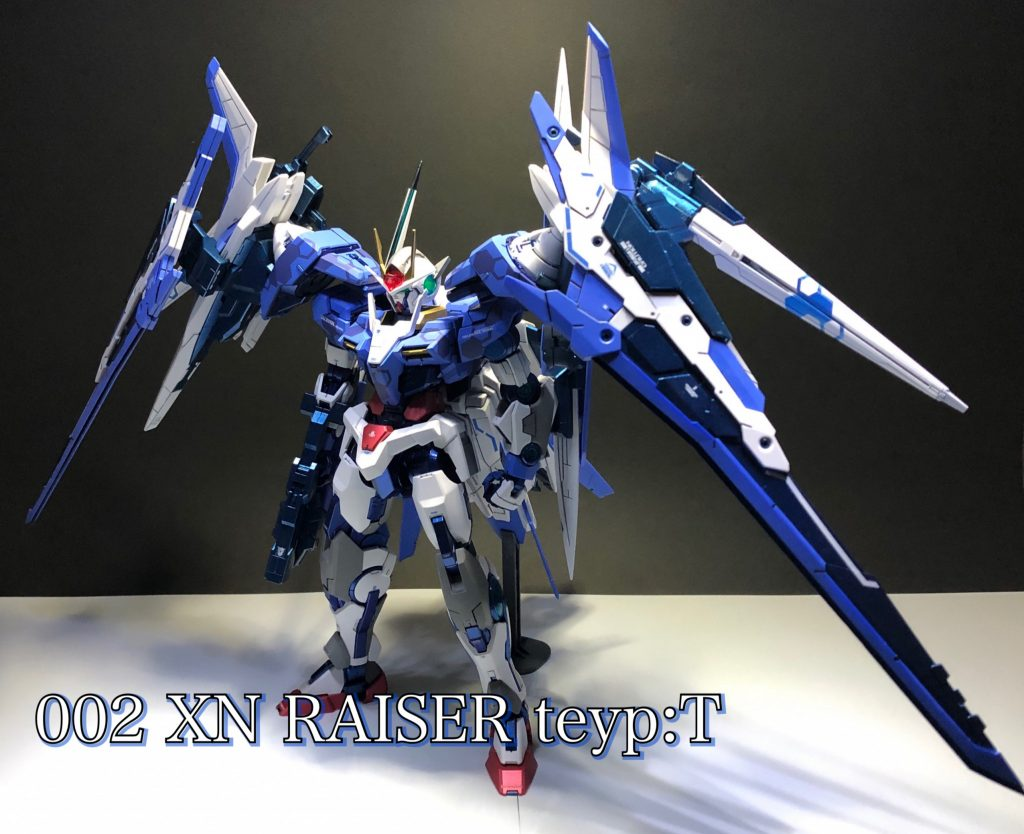 002 XN RAISER type:T