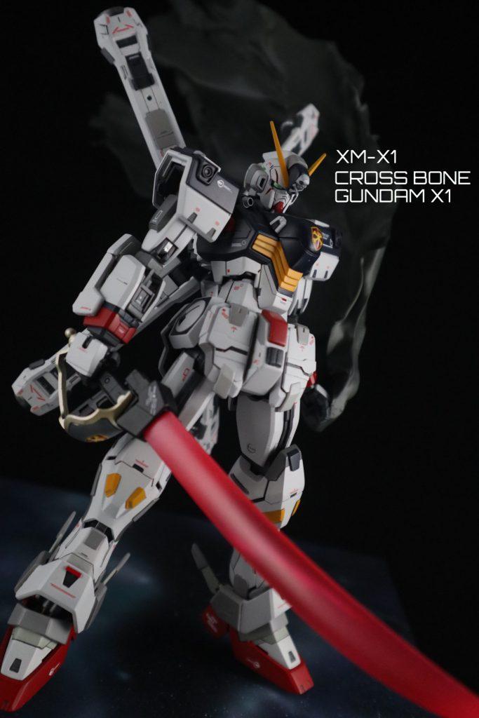 MG クロスボーンガンダム X-1 Ver.Ka