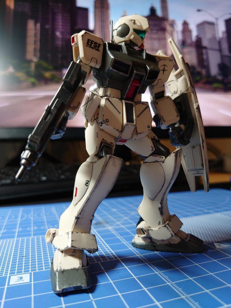 HGUC  RGM-79G ジム・コマンド
