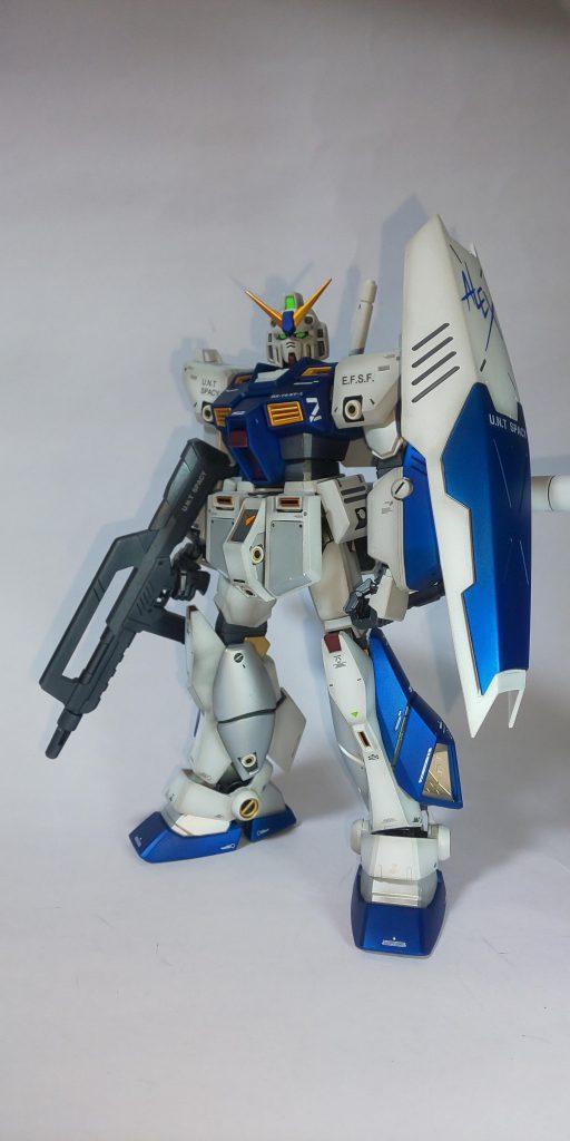 MG ガンダムNT-1 ver2.0 (アレックス)