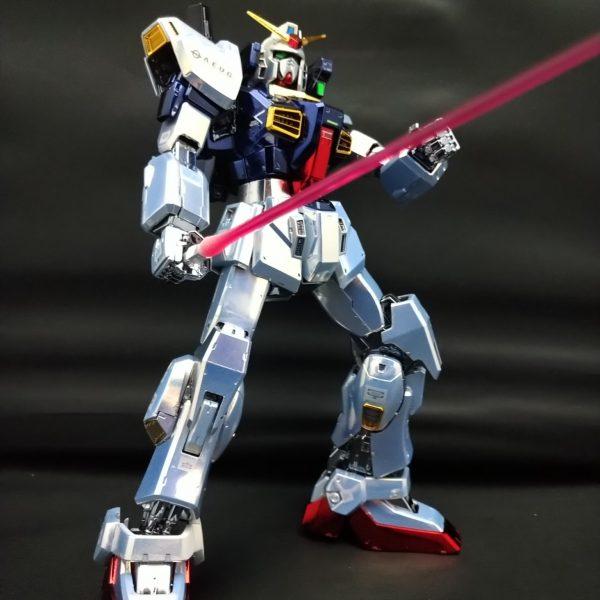 MGガンダムMk-Ⅱ【フルメッキ】