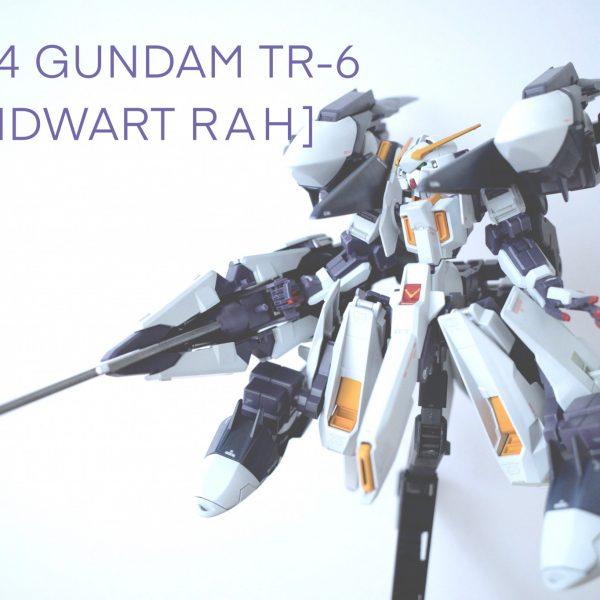 HGUC TR-6  [ウーンドウォート・ラー]