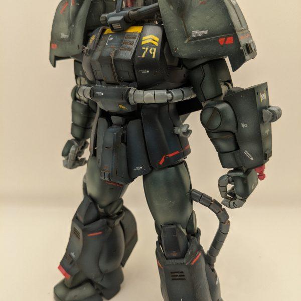 MG ザク·マリナー 改造