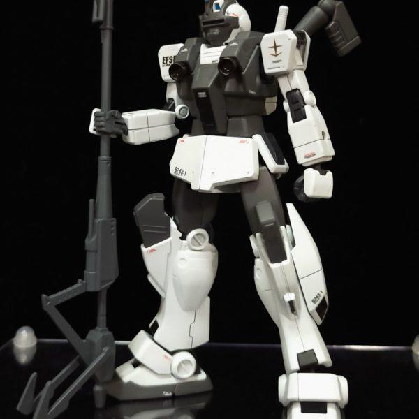 HG RGM-79V GM NIGHT SEEKER 【Vasuki custom】